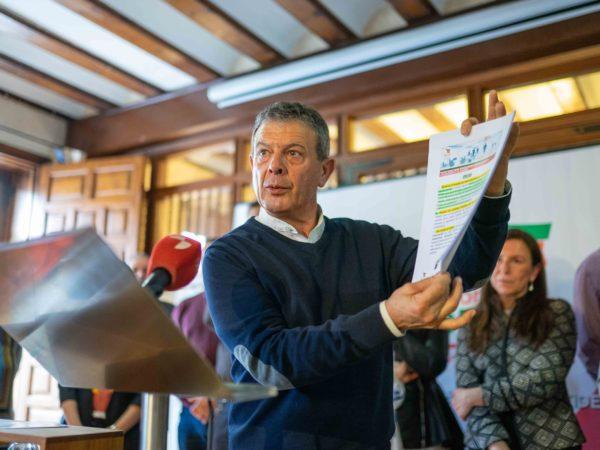 Ahora Decide y sus 21 medidas para potenciar el empleo en Zamora