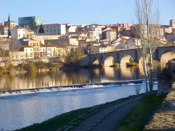 Ahora Decide reinvidica la recuperación de caminos ribereños en torno al Duero